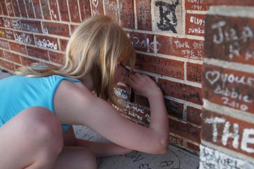 Graceland wall (12)
