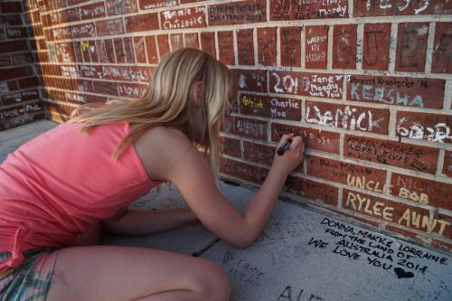 Graceland wall (14)