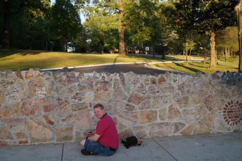 Graceland wall (3)