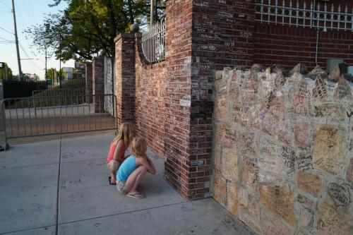 Graceland wall (5)